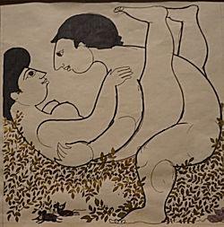 sextreff på nett erotiske tegninger